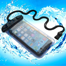 IPX8 Certified universal waterproof phone bag for iphone 6s