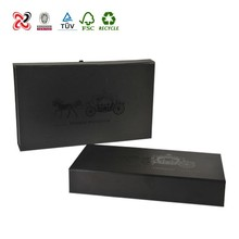 Special Paper Product Packaging Black Box