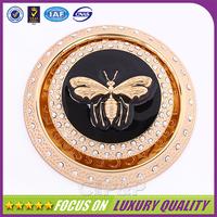 Fashion luxury custom logo air freshener for car