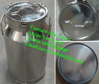 galvanized milk can/milk churns