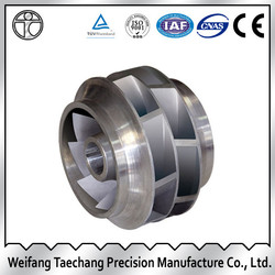 High quality Stainless steel small engine impeller