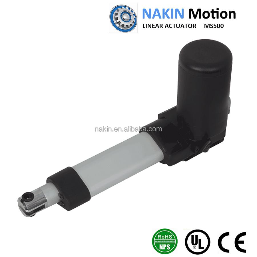 Waterproof ip66 dc motor heavy duty electric actuators for Heavy duty dc motor