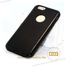 2014 New Dual Color TPU PC case for apple iphone 6 case