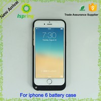 """3500mah External Battery Case 4.7'' for iPhone 6 Charger Case Cover 4200mah Power Bank For 5.5"""" iPhone 6 plus"""