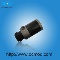 electric dc servo motor 12v / dc servo motor for automatic equipment