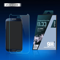 OTAO 0.15mm 0.2mm 0.33mm HD anti shock 9h tempered glass screen protector for samsung galaxy s3 mini mirror screen protector