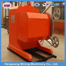 diamond wire cutting machine/concrete Wire saw cutting machine