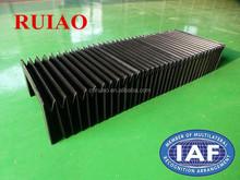 RUIAO abrasion proof CNC flexible plastic accordion rubber bellows