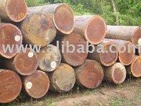keruing round log