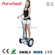 Airwheel S3 Self-Balancing Electric Scooter - CE Certification Sony 18650 Lithium Battery