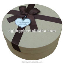 Birthday cake paper packaging boxes