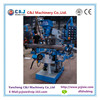 Good quality China drilling milling machine ZX6350ZA with CE for sale