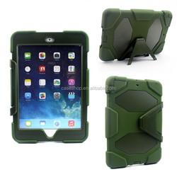Heavy duty Hybird Shockproof case for ipad mini 3
