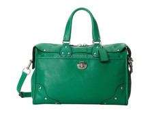Sunny Green Genuine Cowhide Leather Tote/Women Tote Shopping Bag from China Manufacturer