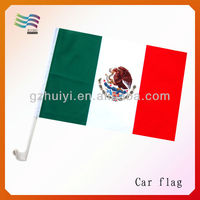 Flag Zhuhai Factory Mexico Car Flag National Flag