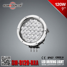 9 Inch 120W LED Driving Light for ATV SUV OFF ROAD