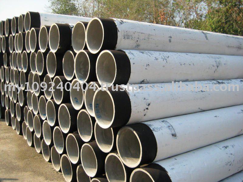 Mild steel cement lining pipe buy