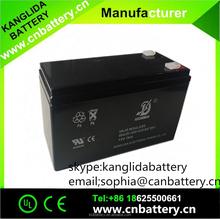 Best Price Lead Acid Maintenance Free Ups 12v 7ah 20hr Battery