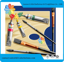 2015 colorlution non toxic wood plastic acrylic paint