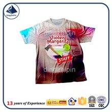 Most popular colorful magic color changing t-shirt