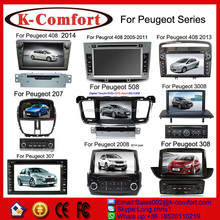 K-comfort factory price car multimedia for peugeot 207 good quality for sale