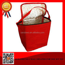 Casting Attractive design jute wine bag