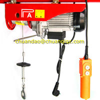 Small Size PA Series Mini Electric Wire Rope Hoist