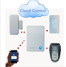 Popular in the European and American countries Finseen FC-300 cloud IP alarm zwave gateway