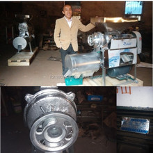 2015 newest design stainless steel machine corn grinder