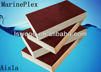 Two Times Hot Pressed Marine Plywood,21mm Marine Film Faced Plywood For Sale