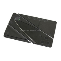 Pakistan Stainless Steel Hunting Credit Card Knife