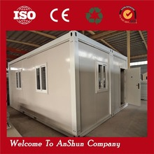 strong and safe welded container house shipping house