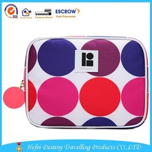 2015 new product waterproof fashion cosmetic makeup handbag