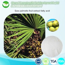Pure Natural Saw palmetto extract fatty acid