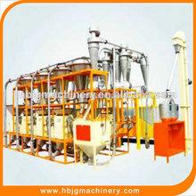 completamente automático de molino de maíz eléctrica caliente populares en tanzania