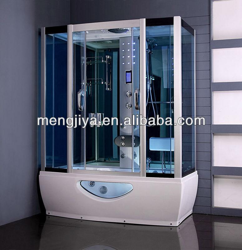 Emily hangzou mengjiya cheap indoor steam room with for Bathroom design generator