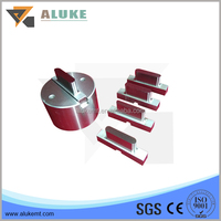 D station split-type punch die for turret punch press, cnc terret punch press tool, metal hole punch die