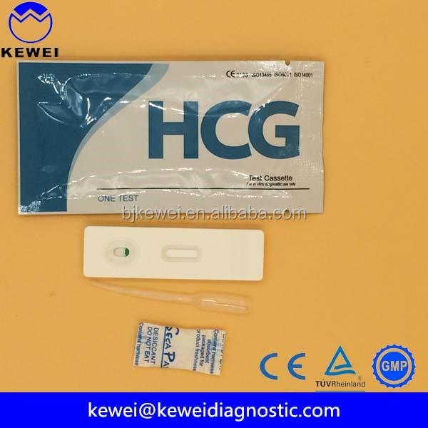 Best Family Pregnancy Hcg Test Cassette