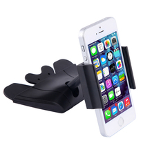 Universal CD slot car mount holder, car cd phone holder