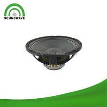 12 inch pa mid bass driver manufacturer F1275