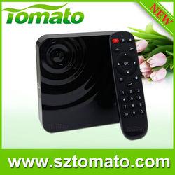 Amlogic TS8 Quad Core Android TV Box wireless keyboard for smart tv box Android TV Box