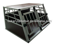 High Quality Dogs Aluminum Cage for Pet Cargo