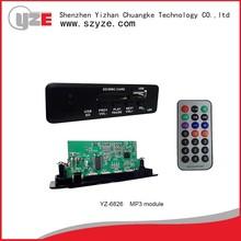 digital class d power amplifier with usb audio board