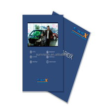 video postcard,video postcard for business gift