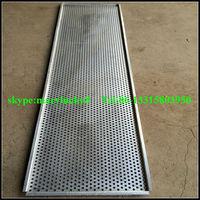 folding perforated aluminium ceiling panel