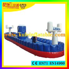 2015 China Kule factory inflatable sport games inflatable bungee basketball for adult outdoor sports game for sale