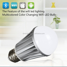 home lighting led bluetooth low energy dimmable light bulbs smart