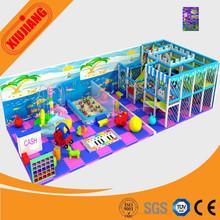 Children Entertainment Playground Equipment Indoor Play to Toy Entertainment(XJ5132)