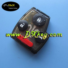 Big discounts universal remote control For 7 generations Accord fit and Odyssey car remote key with 313.8/315/433Mhz
