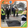 Instantly pothole repair cold asphalt with Go Green permanent asphalt patch
